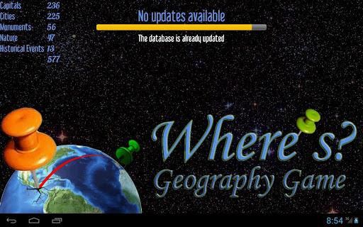 【免費教育App】Where's? Geography Game PRO-APP點子