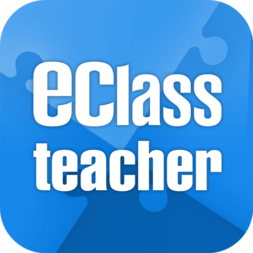 eClass Teacher App 教育 App LOGO-硬是要APP