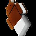ICS 3D Blue CM7 Theme icon