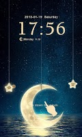 Screenshot of (FREE)NIGHT MOON GO BIG THEME