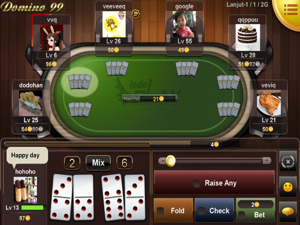 A fabulous reason for you to play qqpoker from the best online casino site Poker 6 is that it allows you to have your own budget managed when playing. You can restrict your weekly money deposit limits. It is obvious that such limits might not be higher when compared to the ones present in your account.