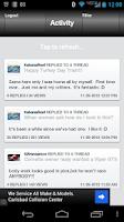 Screenshot of Camaro & Firebird Forums
