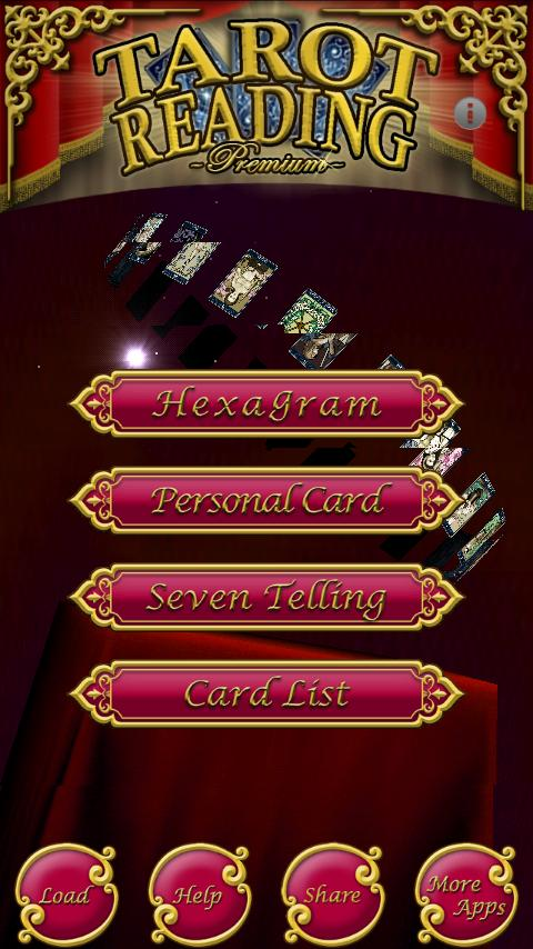 TAROT Premium - screenshot