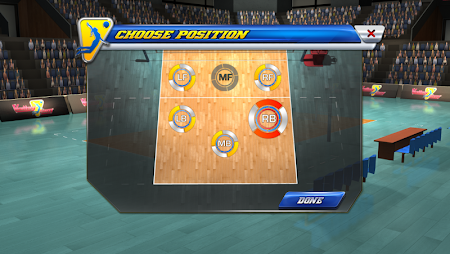 VolleySim: Visualize the Game 1.11 screenshot 715566