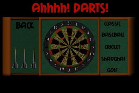 Ahh Darts!- screenshot thumbnail