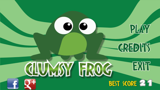 笨拙的青蛙
