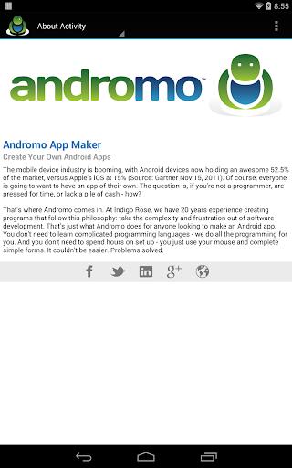 程式庫與試用程式必備免費app推薦|Andromo Sample線上免付費app下載|3C達人阿輝的APP