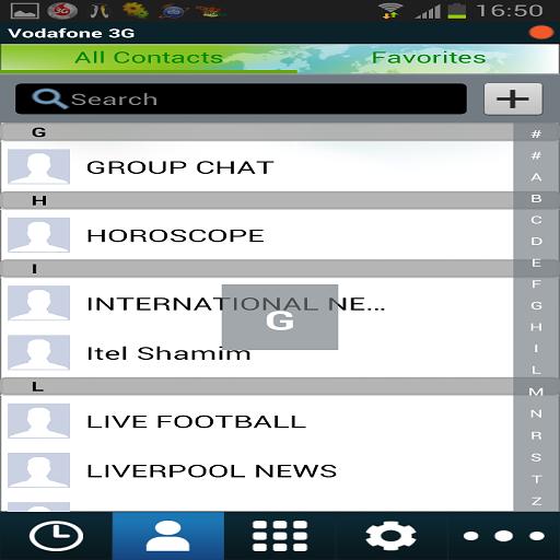 vodafone android dialer 通訊 LOGO-阿達玩APP