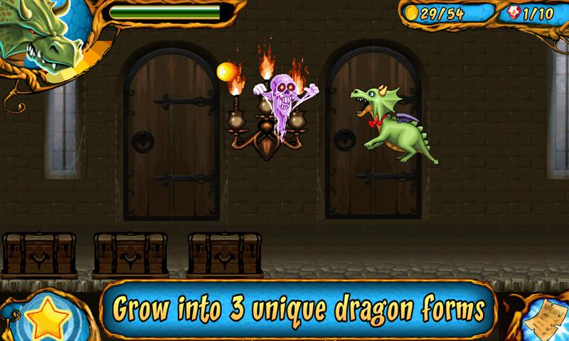 Dragon & Dracula- screenshot