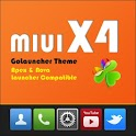 MIUI X4 Go/Apex/ADW Theme FREE icon