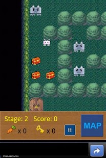 Rabbit Maze- screenshot thumbnail