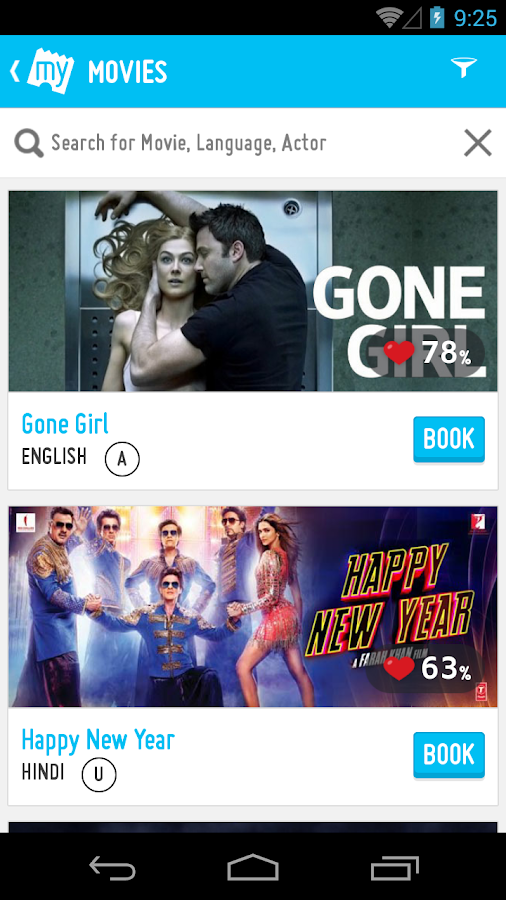 casino bookmyshow