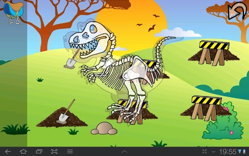 Kids Dinosaur Game Free - screenshot thumbnail