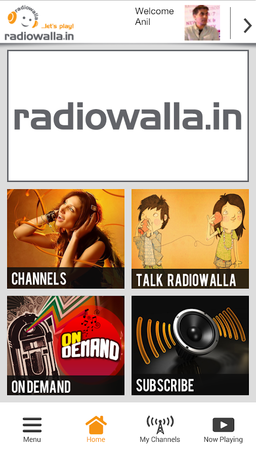 Radiowalla.in- screenshot
