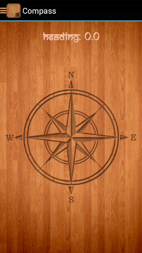 how to use apple compass