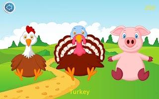 Screenshot of Farm Animal Sounds for Kids