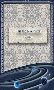 Rasi and Nakshatra Finder