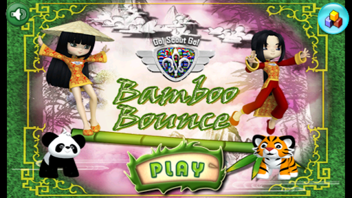 Go Scout Go - Bamboo Bounce