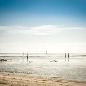 Seascape by Jane Helle - Landscapes Beaches ( waterscape, sea view, seascape, beach )