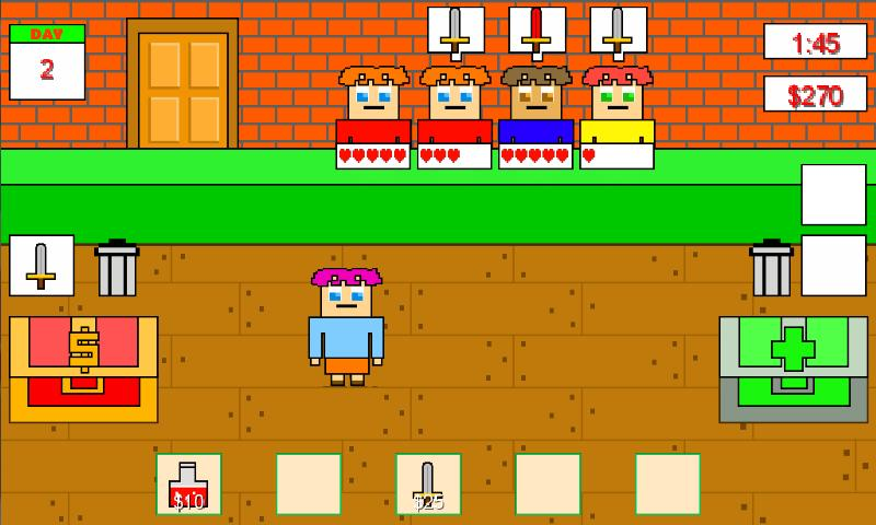 16 Bit Store- screenshot