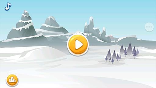 Ice Flying Panda
