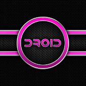 Pink Theme GO LauncherEX