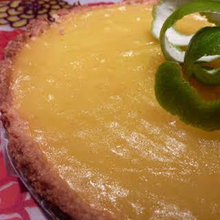 Lime Tart.
