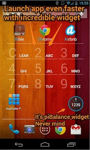 AppDialer Pro–T9 app searching - screenshot thumbnail