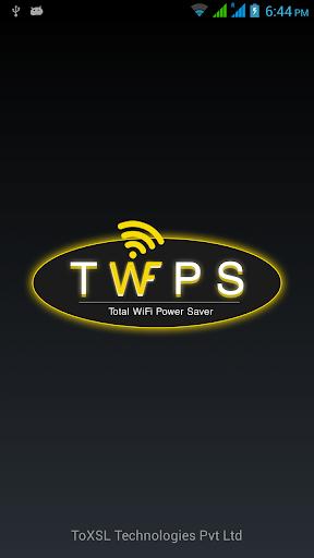 総WiFiのパワーセーバー