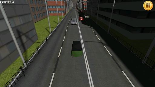人力车比赛3D