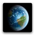 Earth HD Free Edition logo