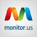 Monitor.Us Mobile – Android logo
