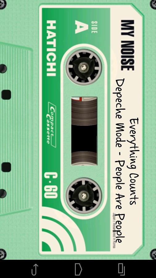 Delitape - Deluxe Cassette- screenshot