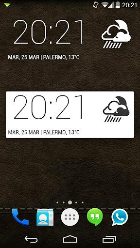 【免費個人化App】HTC One M8 Zooper Widget PRO-APP點子