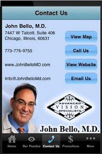 John Bello, M.D. - screenshot thumbnail