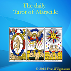 Daily Tarot of Marseille icon