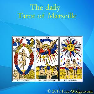 Daily Tarot of Marseille
