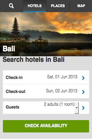 Bali Hotels Booking Cheap