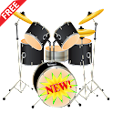 Play Real Drum icon