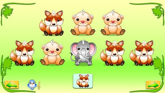 Animals Kids Math Game - screenshot thumbnail