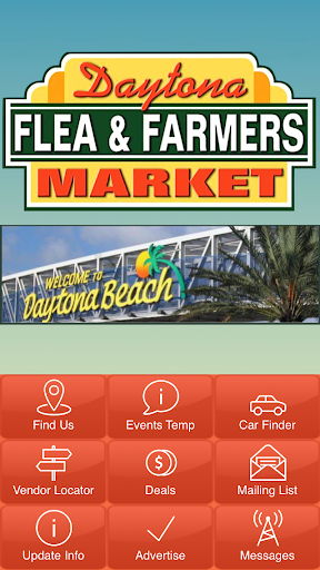 Daytona Flea Farmers Market