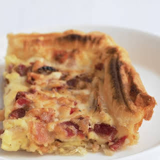 Bacon and Egg Casserole.