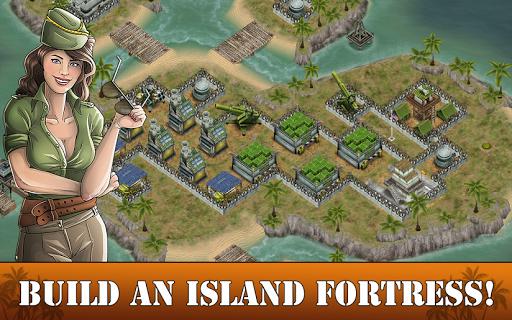 Игра Battle Islands для планшетов на Android