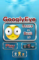 Screenshot of Googly Eye