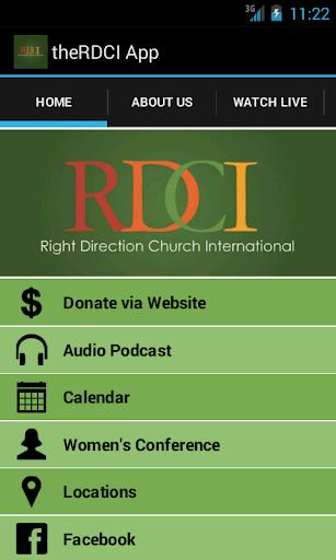 Right Direction Church Intl