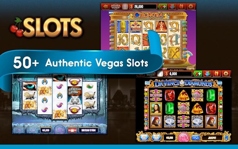 android DoubleDown Casino - Slots Screenshot 3