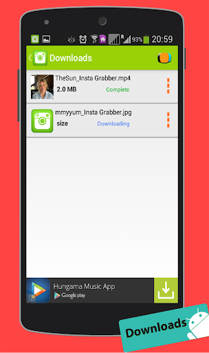 【免費媒體與影片App】Video Downloader for Instagram-APP點子