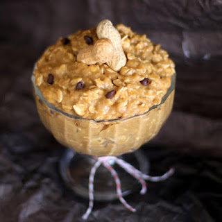 Peanut Butter Butterscotch Oatmeal Cookie Dough