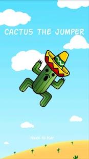 Cactus The Jumper