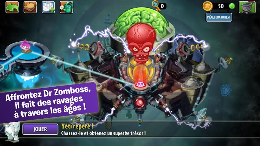 android Plants vs. Zombies™ 2 Screenshot 7